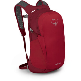 Osprey Daylite Backpack, cosmic red